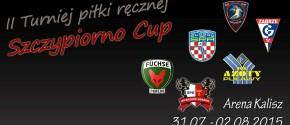 II Turniej Piłki Ręcznej Szczypiorno Cup zakończony