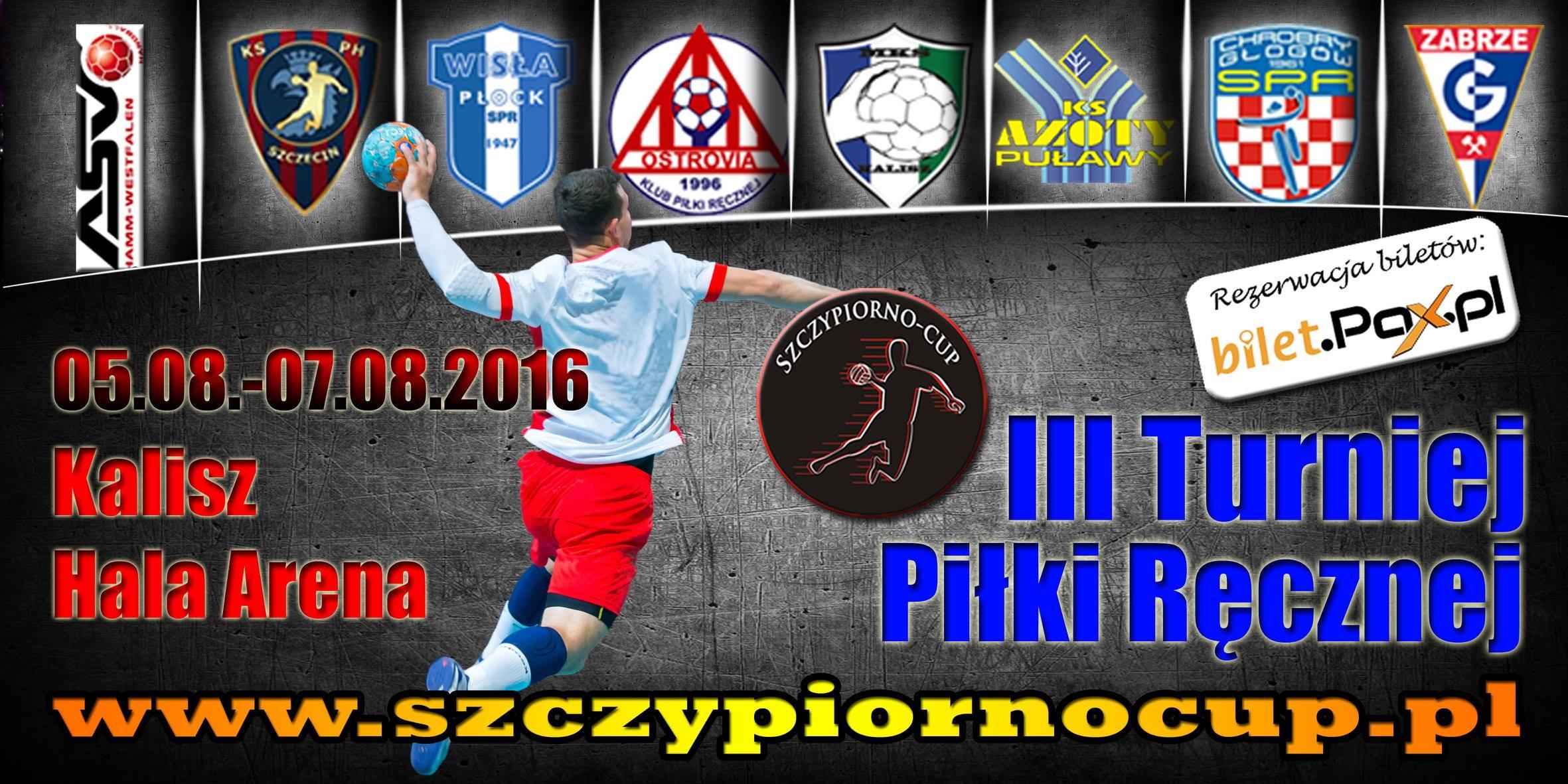III Turniej Szczypiorno Cup w Kaliszu